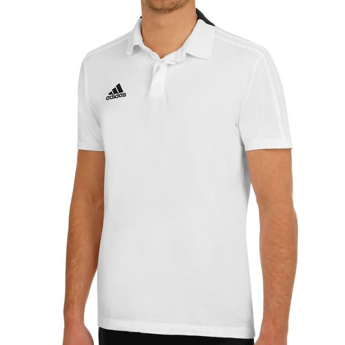 adidas Condivo 18 Cotton Polo Men - White, Black