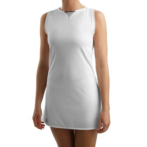 adidas Club Dress Women - White, Dark Grey