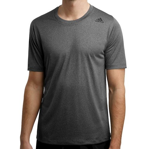 adidas Freelift Tech Fitted Climacool T-Shirt Men - Grey, Black