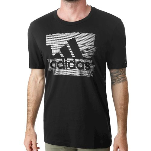 adidas Must Have Best Of Sports Foil T-Shirt Men - Black, Silver