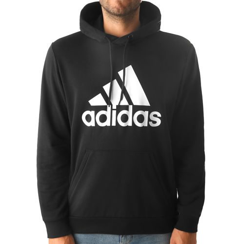 adidas Must Have Best Of Sports Hoody Men - Black, White