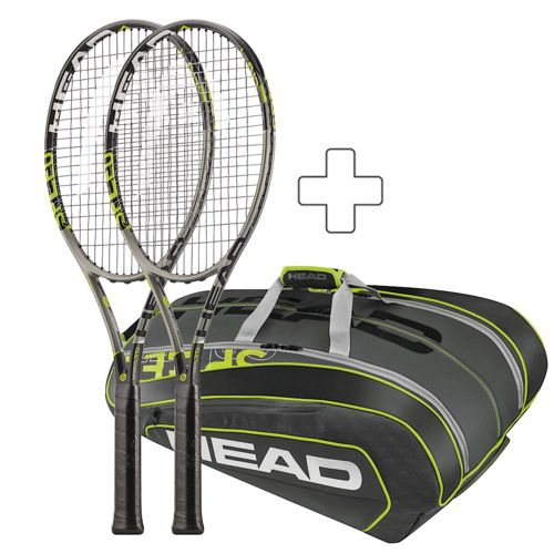 HEAD Graphene XT Speed MP LTD 16/19 Plus Tennis Bag