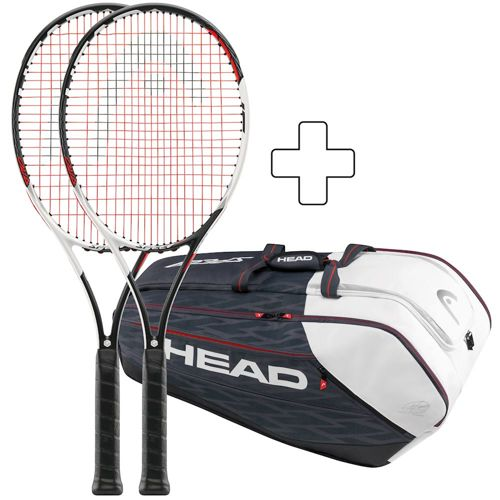 HEAD 2 X Graphene Touch Speed Pro Plus Tennis Bag