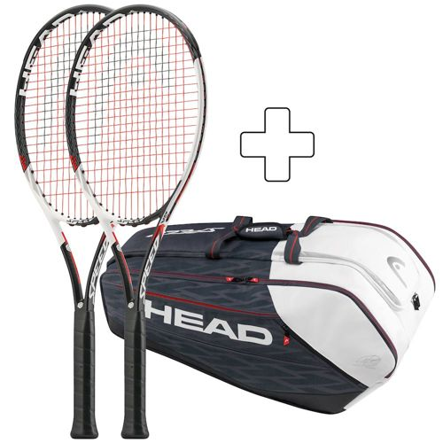 HEAD 2 X Graphene Touch Speed MP Plus Tennis Bag