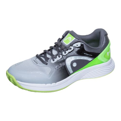 HEAD Sprint Evo Clay Clay Court Shoe Men - Grey