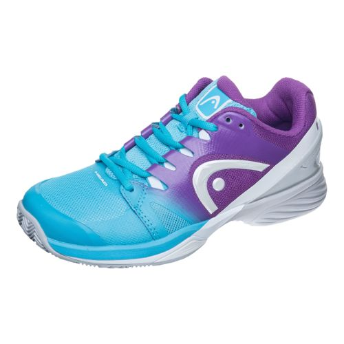 HEAD Nitro Pro Clay Clay Court Shoe Women - Blue, Violet