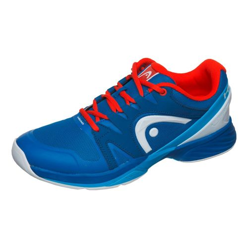 HEAD Nitro Pro Indoor Carpet Shoe Men - Blue, Red