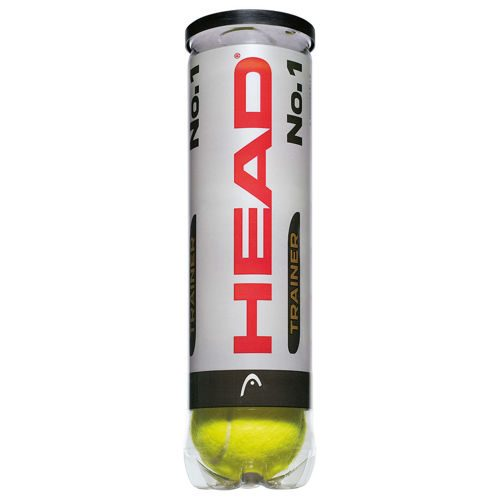 HEAD No.1 Trainer 4 Ball Tube