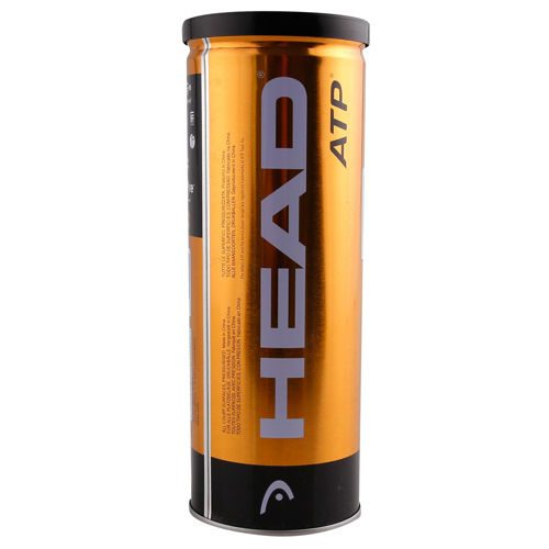 HEAD ATP Metal Can 3 Ball Tube