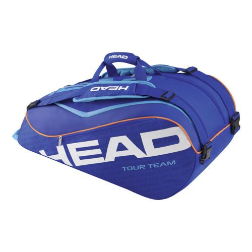 HEAD Tour Team 9R Supercombi Racket Bag - Blue