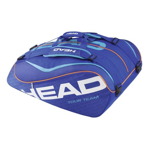 HEAD Tour Team 12R Monstercombi Racket Bag - Blue