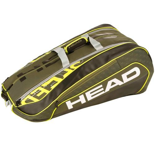 HEAD Speed LTD 12R Monstercombi - Olive, Black