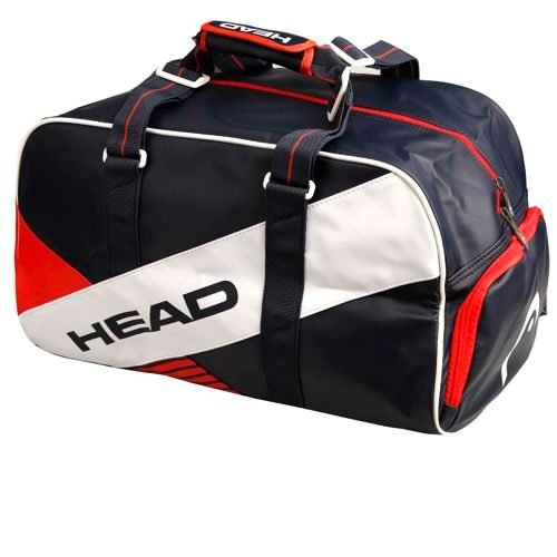 HEAD 4 Majors Club Sports Bag - Blue, Red