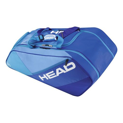 HEAD Elite All Court Racket Bag - Blue, Light Blue
