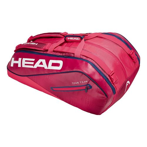 HEAD Tour Team 12R Monstercombi Racket Bag - Berry, White