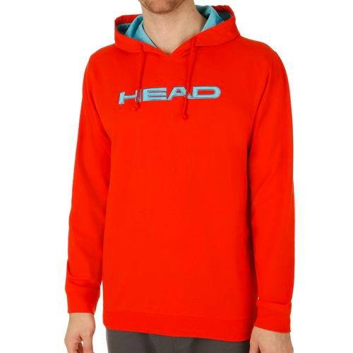 HEAD Club Byron Hoody Men - Red