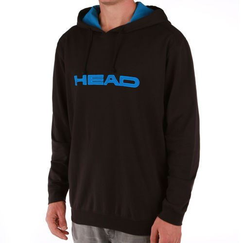 HEAD Club Byron Hoody Men - Black