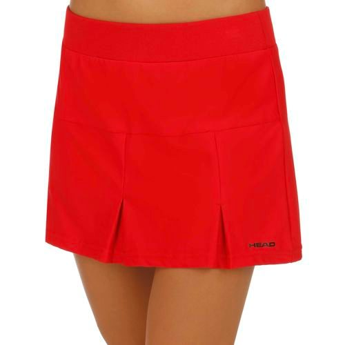 HEAD Club Skirt Women - Red