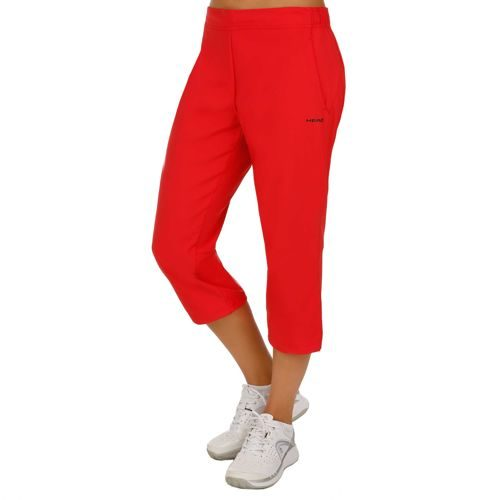 HEAD Club Capri Capri Pants Women - Red