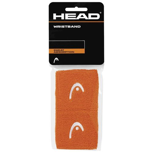 HEAD 2,5' ( Pack ) Wristband 2 Pack - Orange