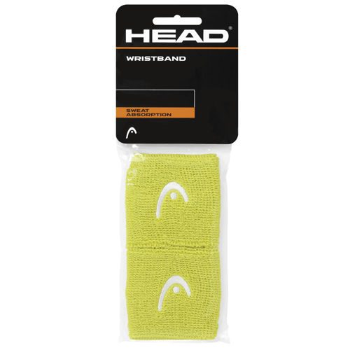 HEAD 2,5' ( Pack ) Wristband 2 Pack - Light Green