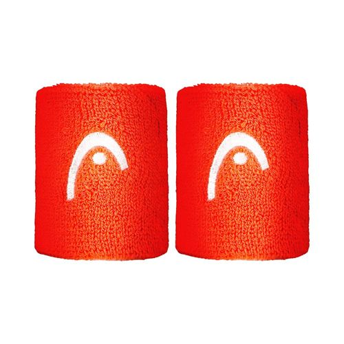 HEAD 2,5' ( Pack ) Wristband 2 Pack - Coral