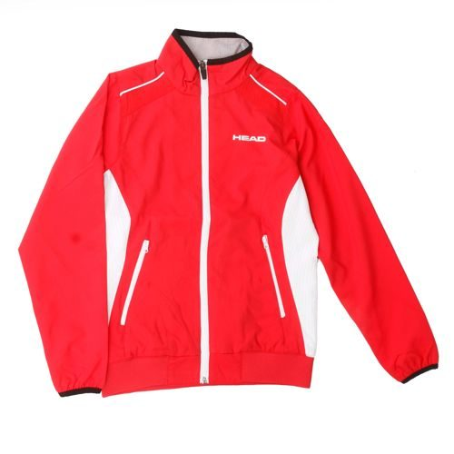 HEAD Club Jacket Training Jacket Girls - Red