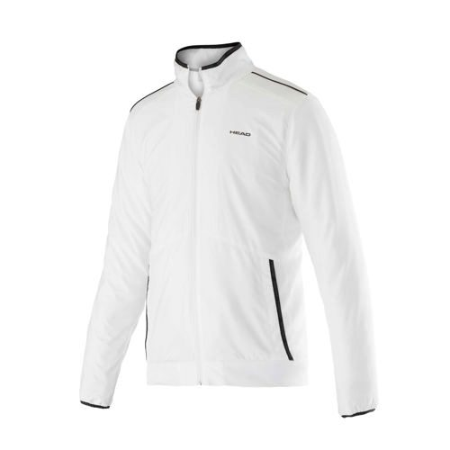 HEAD Club Jacket Training Jacket Boys - White, Red