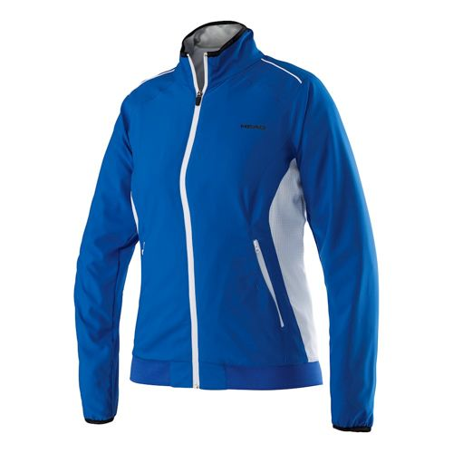 HEAD Club Jacket Training Jacket Girls - Blue