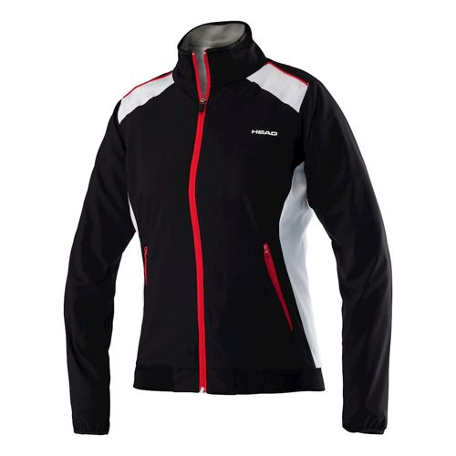 HEAD Club Jacket Training Jacket Girls - Black