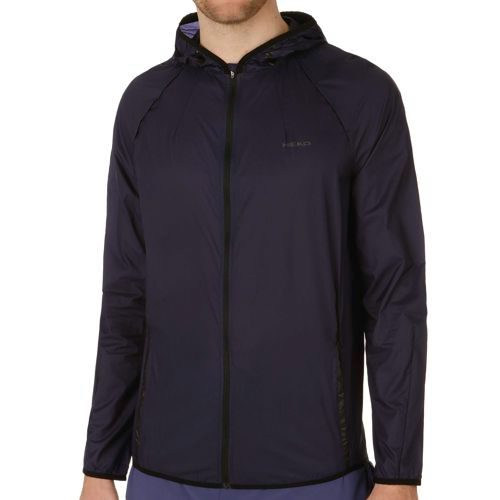HEAD Performance Trans Light Jacket Training Jacket Men - Dark Blue, Black