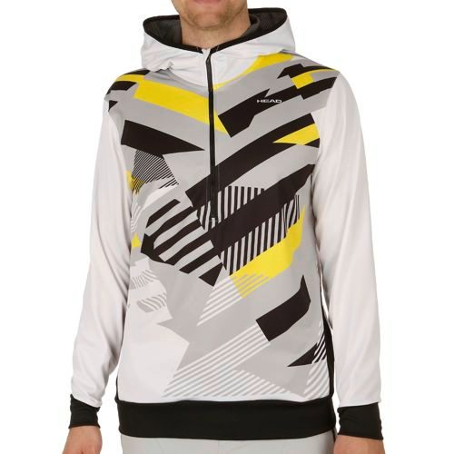 HEAD Vision Coby Tech Hoody Men - White, Black
