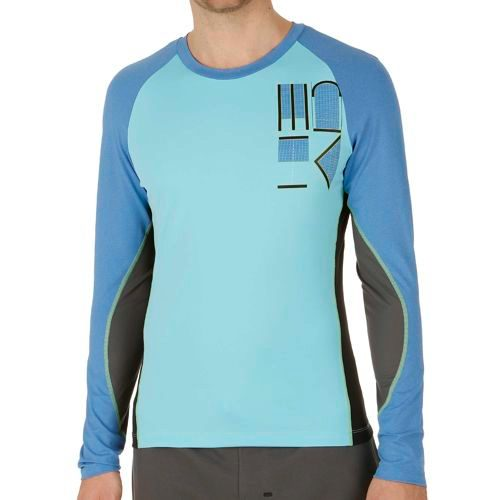 HEAD Transition T4S Long Sleeve Men - Light Blue, Blue