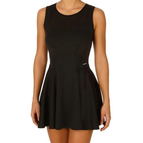 HEAD Performance Couture Dress Women - Black