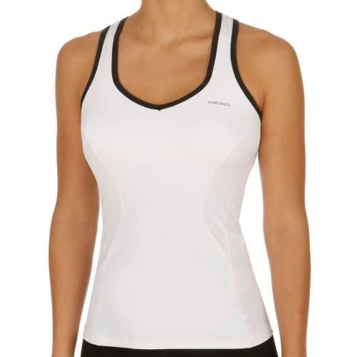 HEAD Performance Couture Top Women - White