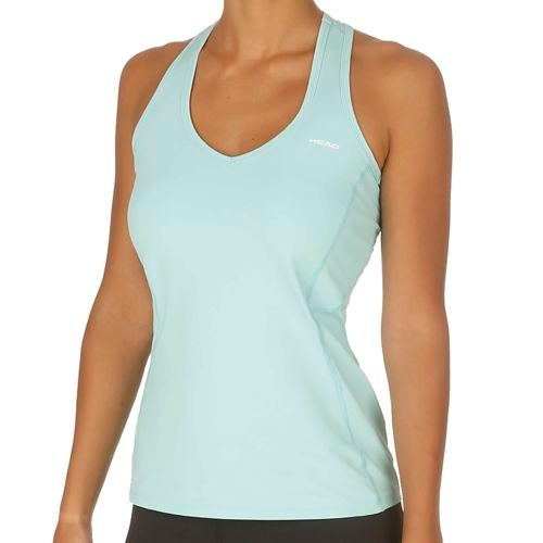 HEAD Performance Tank Top Women - Turquoise