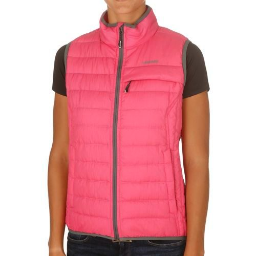 HEAD Performance Light Insulation Vest Women - Pink, Black
