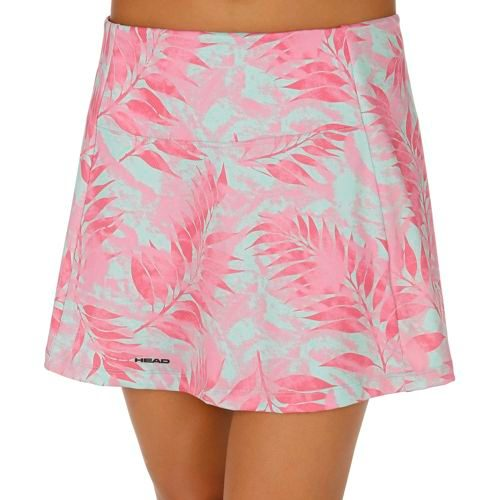 HEAD Vision Bianca Sub Skirt Women - Turquoise, Pink