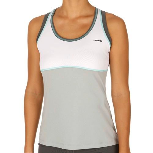 HEAD Vision Berry Top Women - White