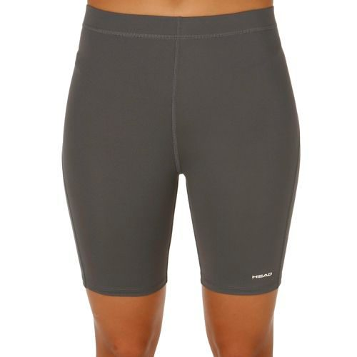 HEAD Vision Bente Over Knie B-Panty Ball Shorts Women - Anthracite