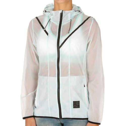 HEAD Transition T4S Tech Shell Training Jacket Women - Turquoise, White