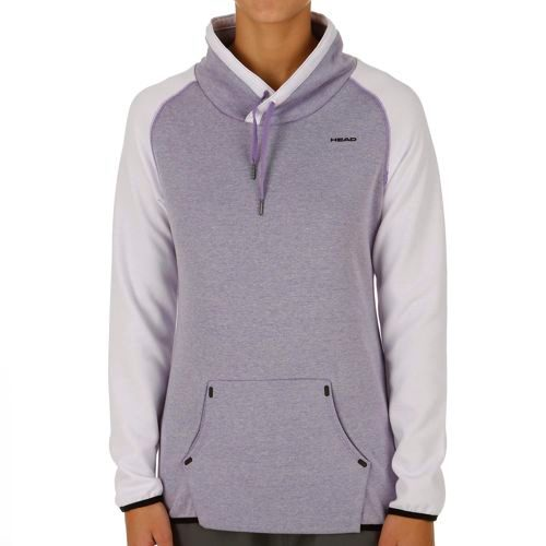 HEAD Transition T4S Hoody Women - Lilac, White