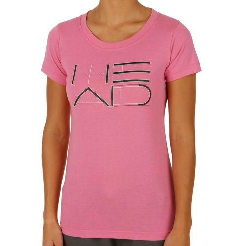 HEAD Transition T4S Funy Graphic T-Shirt Women - Pink, Black