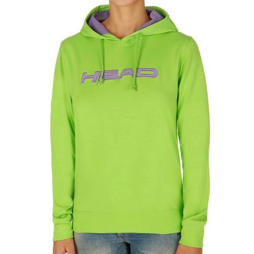 HEAD Transition Rosie Hoody Women - Green, Violet