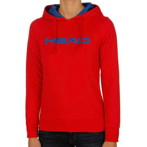 HEAD Transition Rosie Hoody Women - Red, Blue