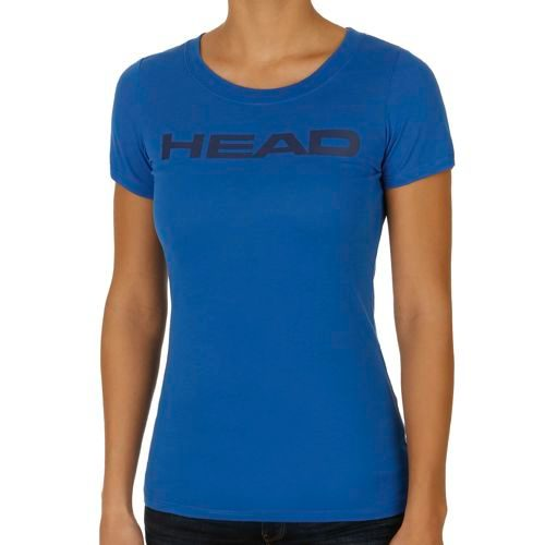 HEAD Transition Lucy T-Shirt Women - Blue, Dark Blue