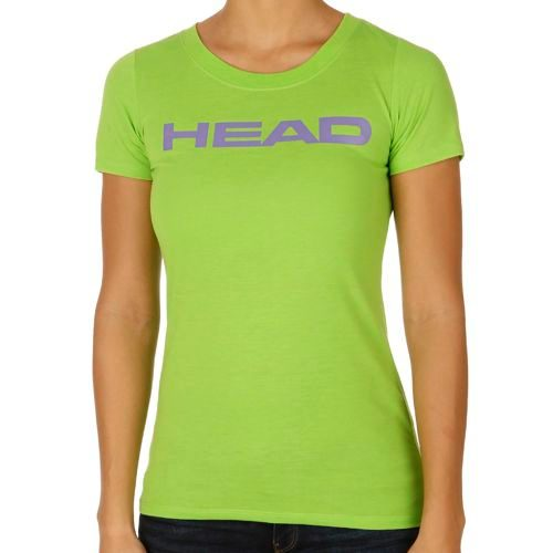 HEAD Transition Lucy T-Shirt Women - Green, Violet