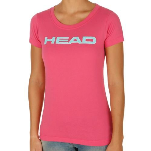HEAD Transition Lucy T-Shirt Women - Pink, Turquoise