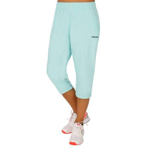 HEAD Club Capri Capri Pants Women - Turquoise