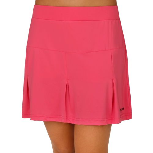 HEAD Club Long Skirt Women - Pink